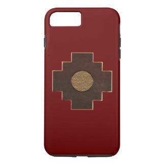 Chakana Kreuz iPhone 8 Plus/7 Plus Hülle