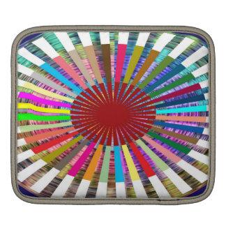 CHAKRA Lichtquelle-Meditation iPad Sleeve