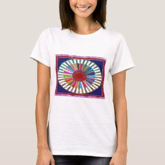 CHAKRA Lichtquelle-Meditation T-Shirt