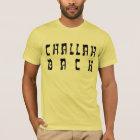 Challah-Rückseite T-Shirt