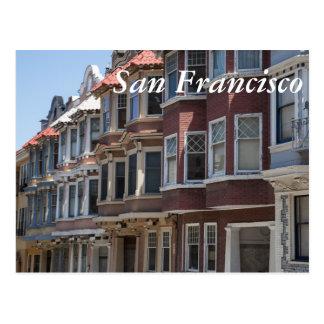 Chambres de San Francisco Carte Postale