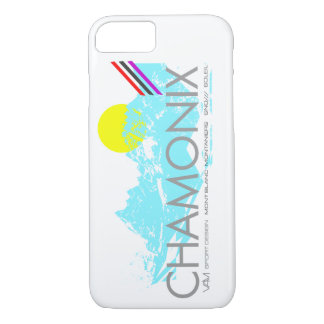 Chamonix Frankreich iPhone Fall - die iPhone 7 Hülle
