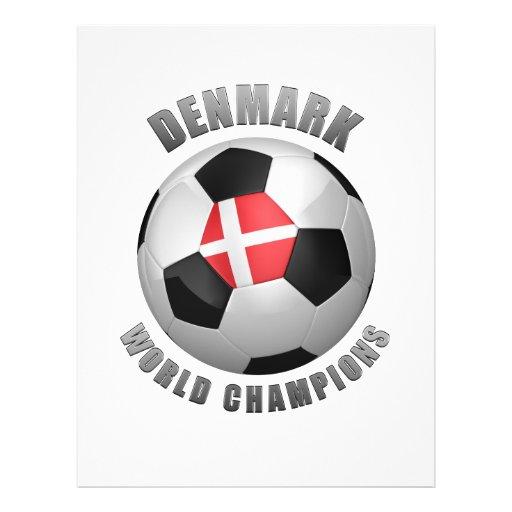 CHAMPIONS DU FOOTBALL DU DANEMARK PROSPECTUS
