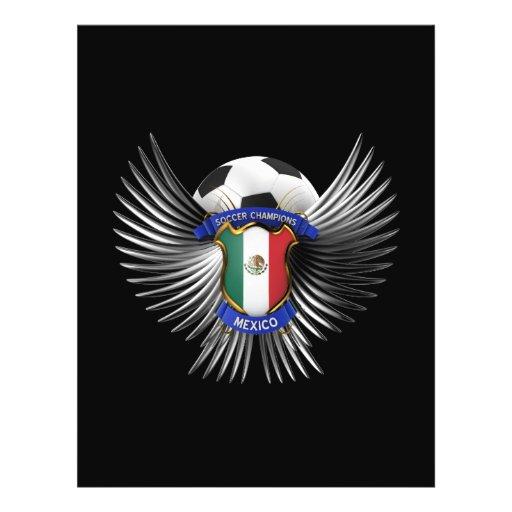 Champions du football du Mexique Tract