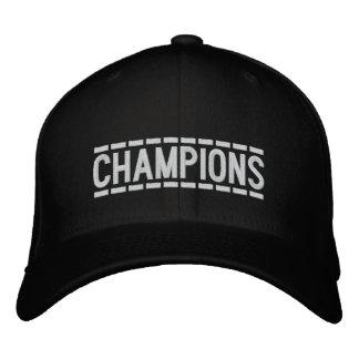 Champions personnalisables casquette de baseball