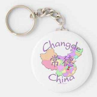 Changde Chine Porte-clef