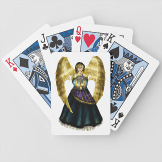 Chanukah Engel Bicycle Spielkarten