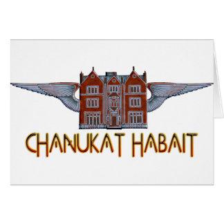 Chanukat Habait Karte