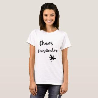 Chaos-Koordinator T-Shirt