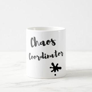 Chaos-Koordinator Tasse
