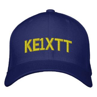Chapeau amateur d'indicatif d'appel de casquette de baseball brodée
