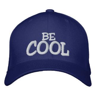 Chapeau de bleu de cool d'express de Brk Casquettes Brodées