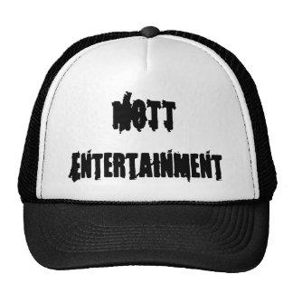 """Chapeau """"de divertissement de MOTT"""" Casquette De Camionneur"""
