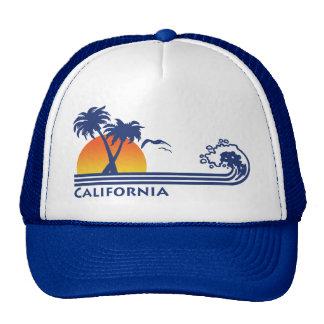 Chapeau de la Californie Casquettes
