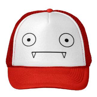 Chapeau de monstre casquettes de camionneur
