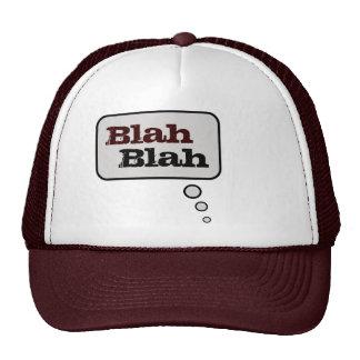 Chapeau de pensée fade fade de bulle casquette