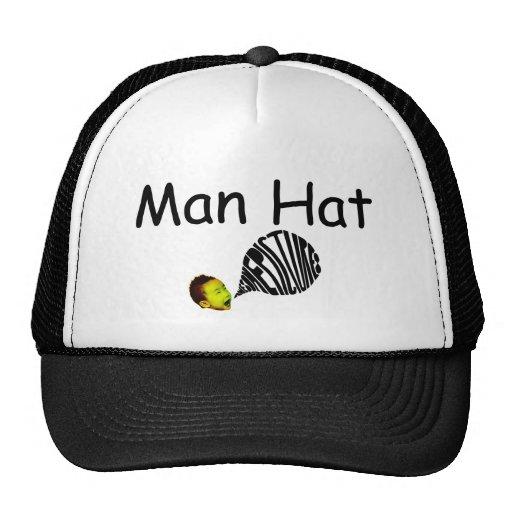 Chapeau d'homme casquette de camionneur