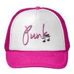 Chapeau punk casquettes