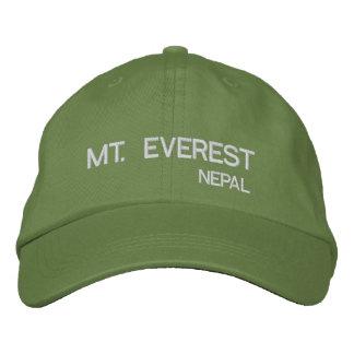 Chapeau réglable de Mt. Everst* Casquette Brodée