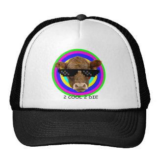 Chapeau trop frais casquette de camionneur