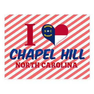 Chapel Hill, North Carolina Postkarte