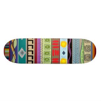 Charango Stammes- Designer-Skateboard-Plattform 21,6 Cm Skateboard Deck