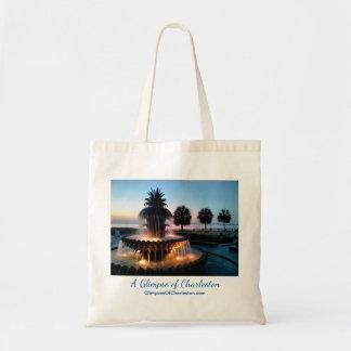 Charleston-Sonnenaufgang-Taschen-Tasche Tragetasche