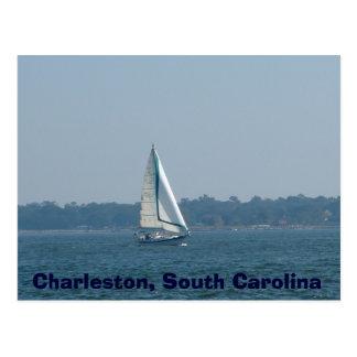 Charleston, South Carolina Postkarte