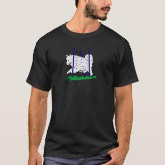 Charolette der Samoyed T-Shirt