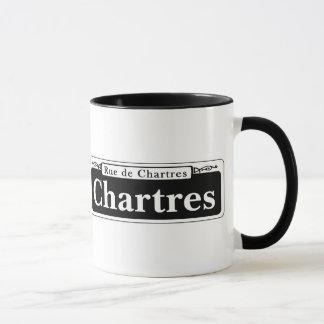 Chartres-St., New- OrleansStraßenschild Tasse