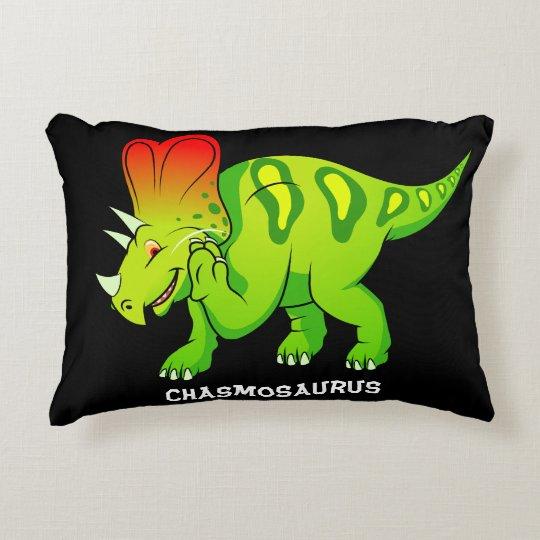 Chasmosaurus Dekokissen