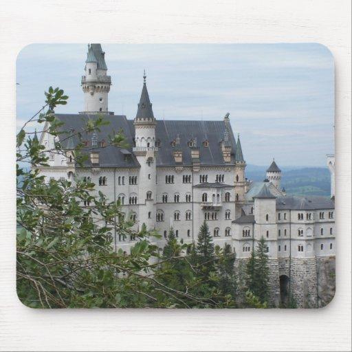 Château de conte de fées tapis de souris