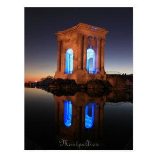 Chateau D'eau Postkarte