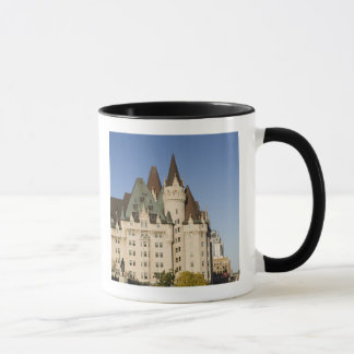 Chateau Laurier Hotel in Ottawa, Ontario, Kanada Tasse