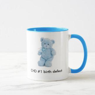 CHD #1 Geburtsschaden Tasse