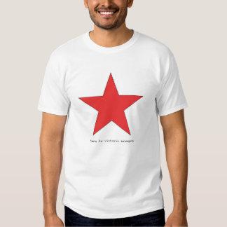 Che Guevara-Stern Hemden