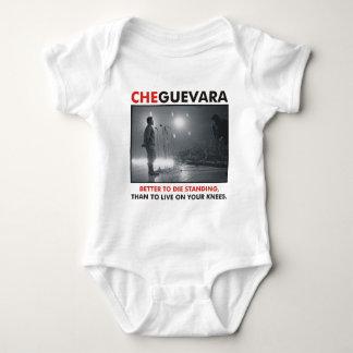 Che Guevaraprodukte u. -entwürfe! Baby Strampler