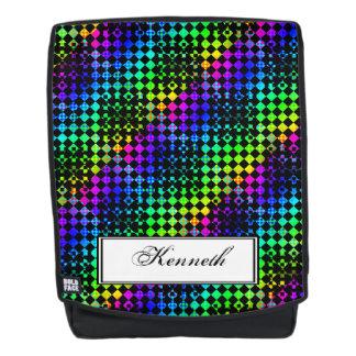 Checkered Drehung durch Kenneth Yoncich Rucksack