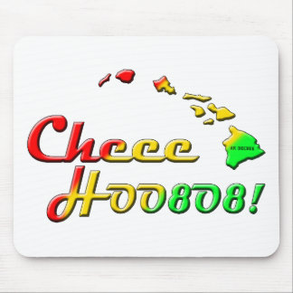 CHEE HOO MOUSEPAD