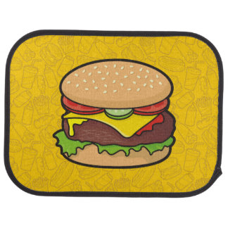 Cheeseburger Automatte