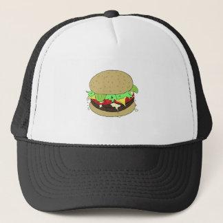 Cheeseburger Truckerkappe