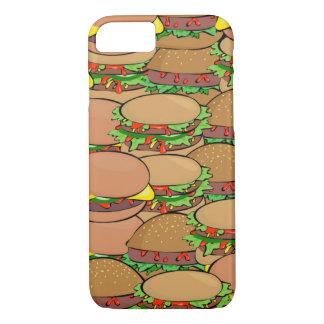 Cheeseburger-WeltiPhone 7 Fall iPhone 7 Hülle