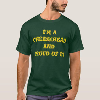CheeseHead T-Shirts Wisconsin