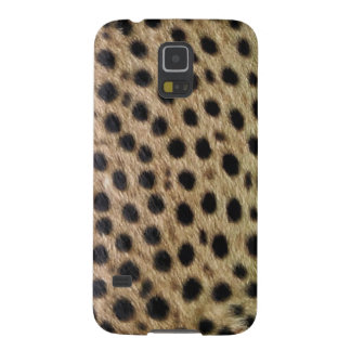 Cheetah-gepunktetes Imitat Pelz, wild lebende Hülle Fürs Galaxy S5