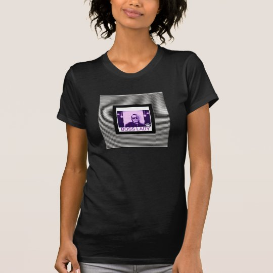 Chef-Dame Diamonds T-Shirt