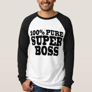 Chef-Geburtstags-Partys: 100% reiner Superchef T-Shirt