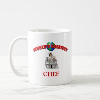 Chef-weltbeste Tasse