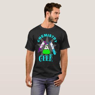 Chemie-Aussenseiter-lustige bunte T-Shirt