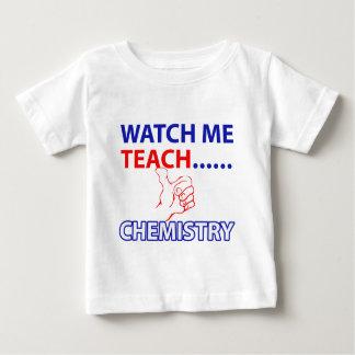 CHEMIE-ENTWURF BABY T-SHIRT