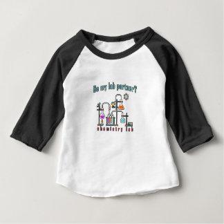 Chemie-Labrador Baby T-shirt